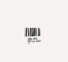 You Are Priceless by Pamela Shaw