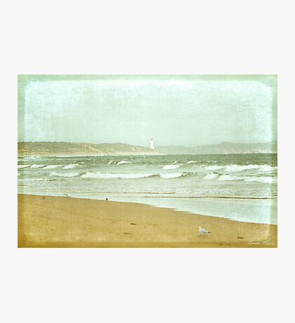 View to Point Lonsdale Photographic Print