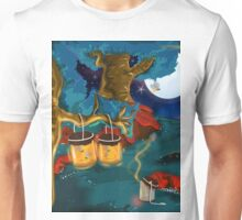 Collecting Fireflies Unisex T-Shirt