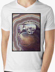 Cashmoney Sloth w/ sunglasses OC Mens V-Neck T-Shirt