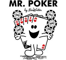 Mr Poker by NicoWriter