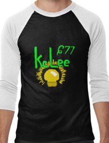 Channel Bright Idea  Men's Baseball ¾ T-Shirt