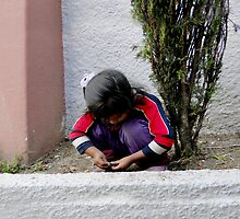 Cuenca Kids 276 by Al Bourassa