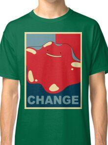 Ditto Pokemon - Change Classic T-Shirt
