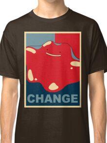 Ditto Pokemon - Change Classic T-Shirt