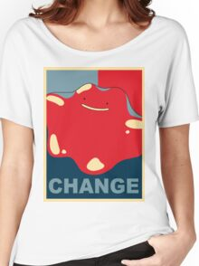 Ditto Pokemon - Change Women's Relaxed Fit T-Shirt