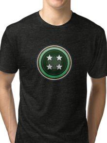 Halo 4 Overkill! Medal Tri-blend T-Shirt