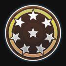 Halo 4 Killtastrophe! Medal by Erik Johnson
