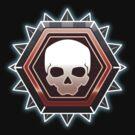 Halo 4 Extermination! Medal by Erik Johnson