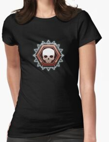 Halo 4 Extermination! Medal Womens Fitted T-Shirt