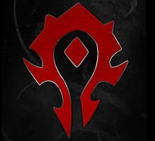 WoW Horde Symbol by Mytholxgy