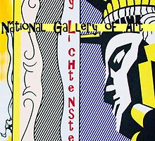 Statue of Liberty by Lichtenstein by BenVess