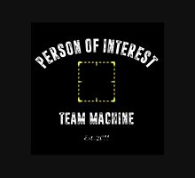 """Person of Interest """"Team Machine"""" Unisex T-Shirt"""