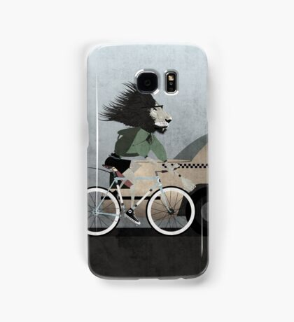 Alleycat Race Samsung Galaxy Case/Skin
