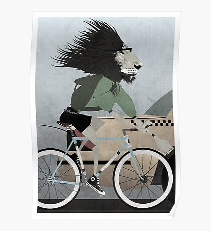 Alleycat Race Poster