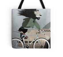 Alleycat Race Tote Bag