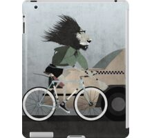 Alleycat Race iPad Case/Skin