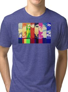 Persona 4 Investigation Team Tri-blend T-Shirt