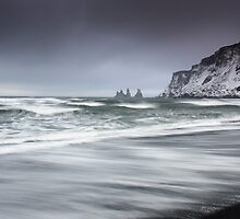 Sea Stacks- Vik Iceland by Pascal Lee (LIPF)