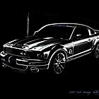 2008 Ford Mustang Shelby GT500KR by Lord Isted
