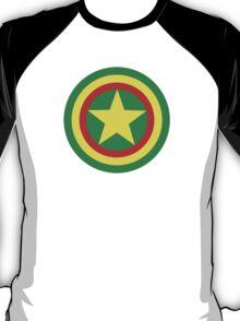 Captain Rasta T-Shirt