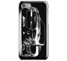 2011 Ford Mustang Shelby GT 500 Convertable iPhone Case/Skin