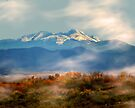 Mount Wheeler Peak by Arla M. Ruggles