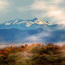Mount Wheeler Peak by Arla M. Ruggles