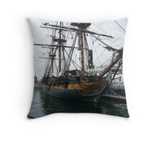 SAN DIEGO MARITIME MUSEUM Throw Pillow