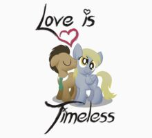 Love is Timeless (My Little Pony: Friendship is Magic) by broniesunite