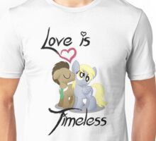 Love is Timeless (My Little Pony: Friendship is Magic) Unisex T-Shirt