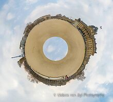 Paris - My little planet by Gideon van Zyl