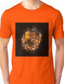 The creation of the earth and the stars Unisex T-Shirt