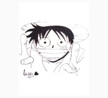 I Love Luffy  by Louise Harrington