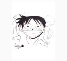 I Love Luffy  by Louise Harrington