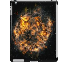 The creation of the earth and the stars iPad Case/Skin