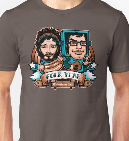 Folk Yeah! Unisex T-Shirt