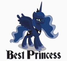 Princess Luna Tshirt (My Little Pony: Friendship is Magic) by broniesunite