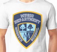 Morpeth School Music Department T Shirt Logo Unisex T-Shirt