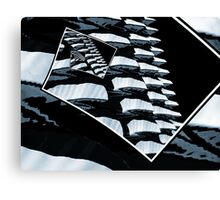 Infinite Scales of Rotation Canvas Print