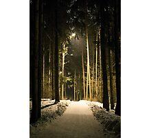 The lantern Photographic Print