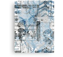 BRUSH STROKE Canvas Print
