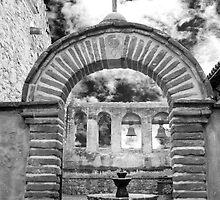 Mission San Juan Capistrano. by philw