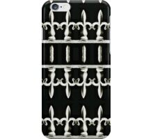 Railings iPhone Case/Skin