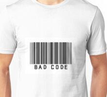 """Person of Interest """"Bad Code"""" Unisex T-Shirt"""