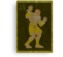 FIGHT: Street Fighter Edition #3 Dhalsim Canvas Print