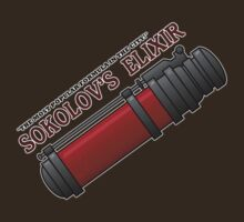 Sokolov's Elixir! by OCD Gamer Retro Gaming Art & Clothing