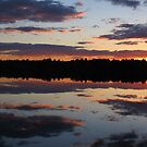 Magical  Sunset by debraroffo