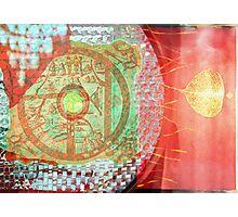 Solar Emission Photographic Print
