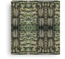 Pastel Masonry Pattern Canvas Print